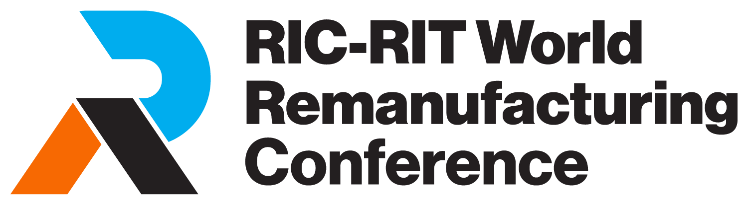 RIC-RIT World Remanufacturing Conference